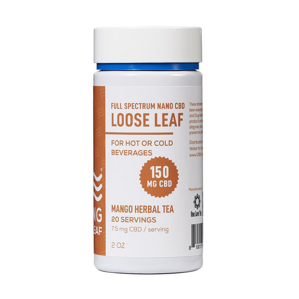 CBD Living Loose Leaf Tea 150mg