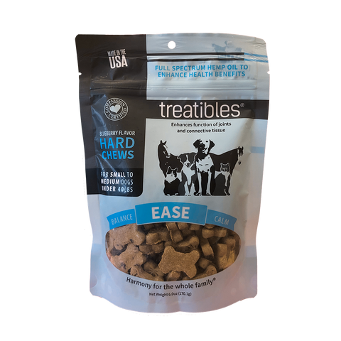 Treatibles Small Blueberry Chews 1mg