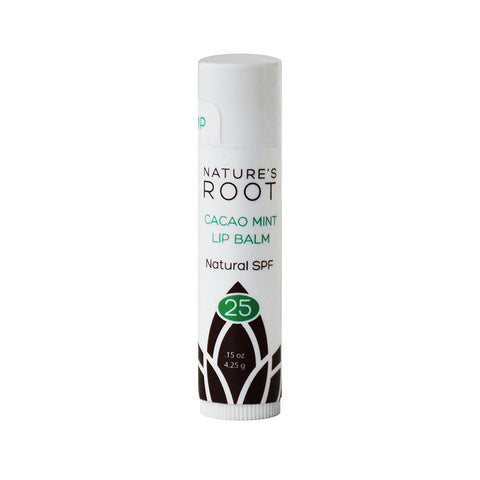 Nature's Root Lip Balm 25mg