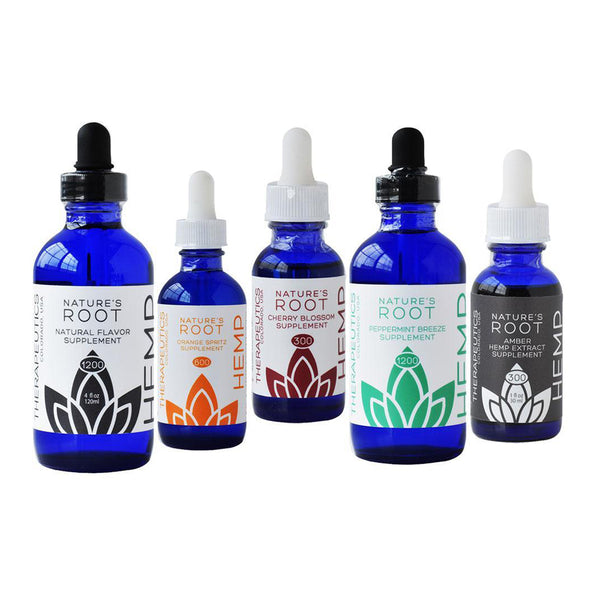 Nature's Root Tincture Full Spectrum