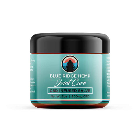 Blue Ridge Hemp Salve 200mg 2oz