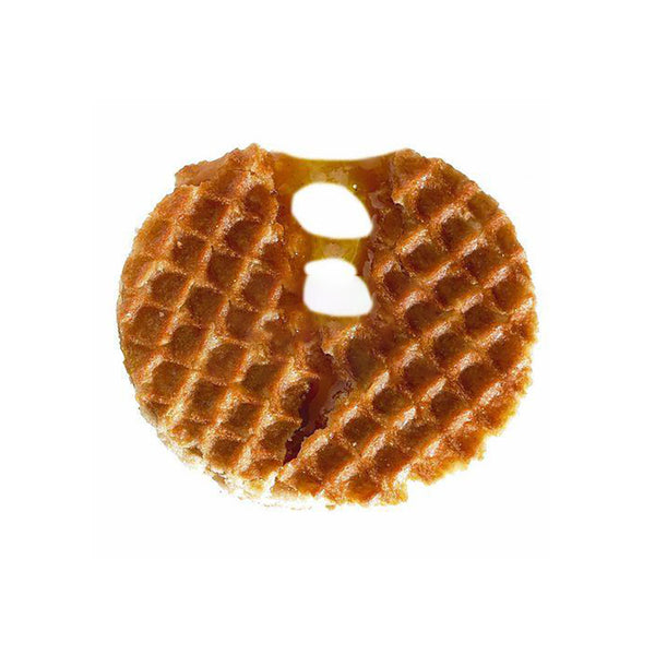 CBD Infusionz Toasted Caramel Waffle Cookies 250mg