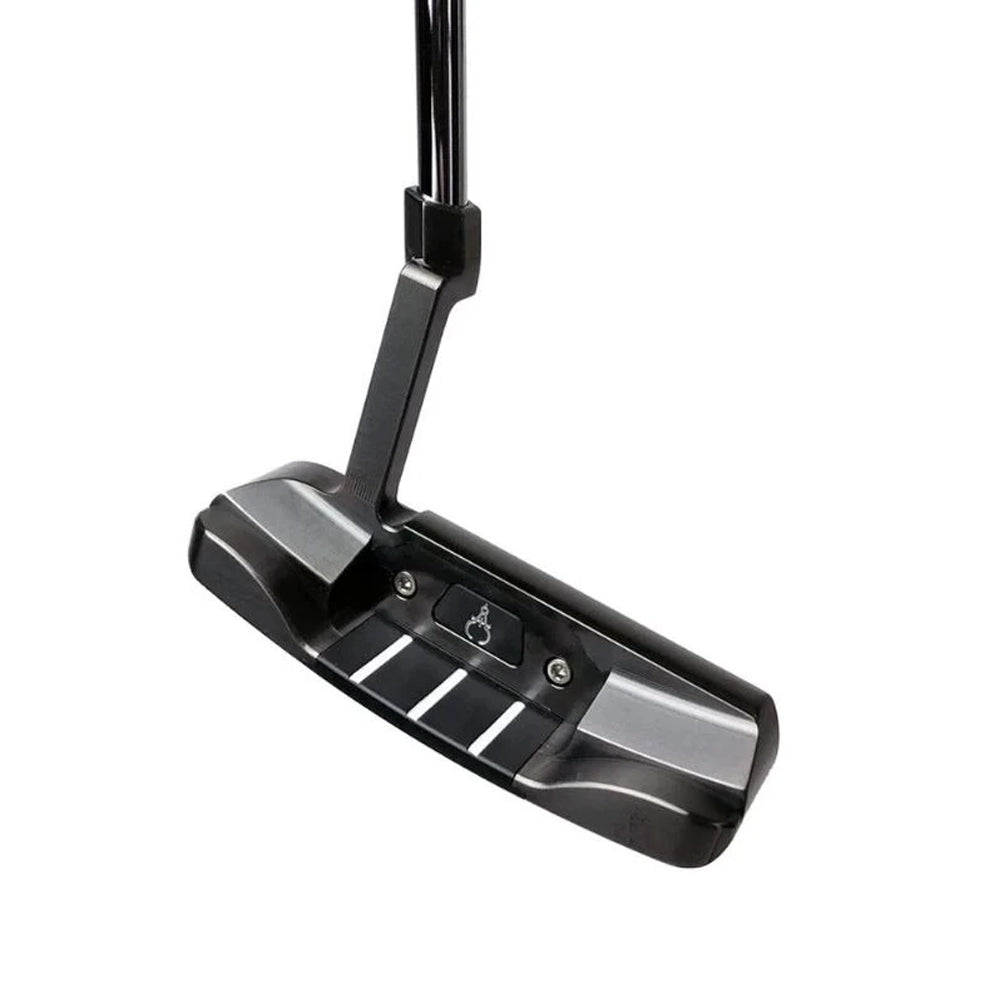 GAUGE DESIGN MIA PROTOTYPE PUTTER BLACK/BLACK - UNCUT