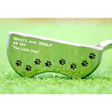 GAUGE DESIGN LITTLE DOG 1ST RUN PUTTER - UNCUT