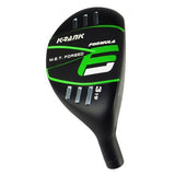 KRANK GOLF FORMULA 6 RESCUE HYBRID HEAD