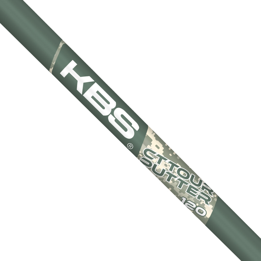 KBS CT PUTTER (CAMO) (0.370) - STRAIGHT