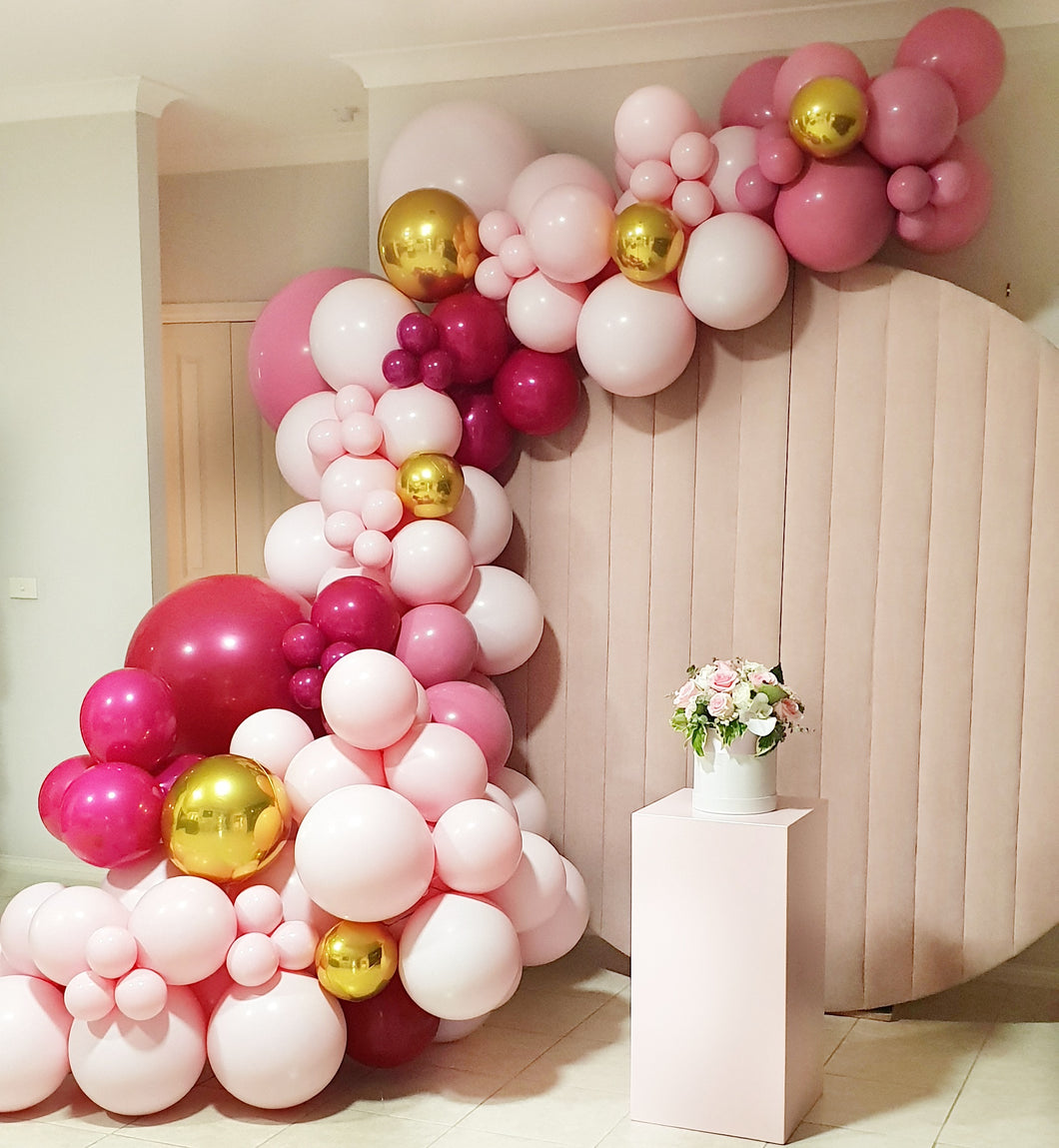 4m balloon garland