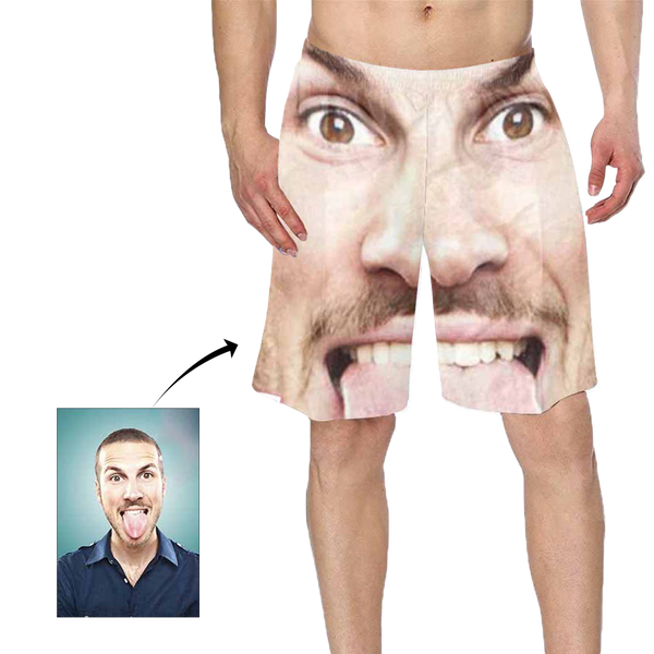 Custom Face Shorts