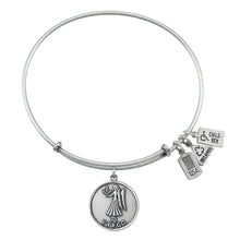 Load image into Gallery viewer, Wind & Fire Virgo (Maiden) Charm Bangle