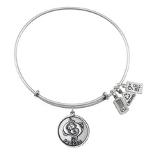 Load image into Gallery viewer, Wind & Fire Pisces (Fish) Charm Bangle