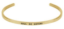 Load image into Gallery viewer, Wind & Fire Soul Sisters Cuff Bangle