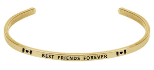 Wind & Fire Best Friends Forever Cuff Bangle