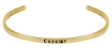 Load image into Gallery viewer, Wind & Fire Coexist Cuff Bangle
