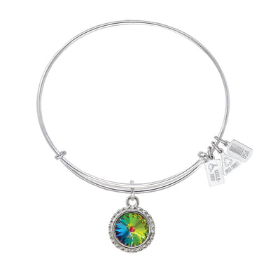 Wind & Fire Earth's Elements EARTH Charm Bangle