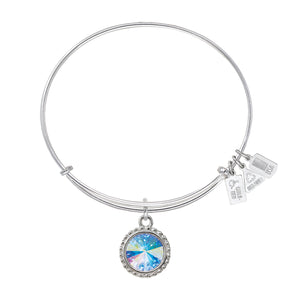 Wind & Fire Earth's Elements WIND Charm Bangle