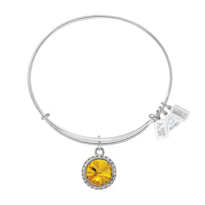 Wind & Fire Earth's Elements SUNSHINE Charm Bangle