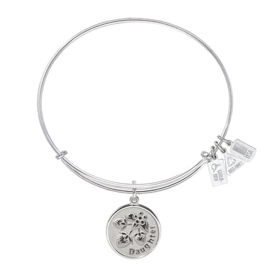 Wind & Fire Daughter w/Strawberries Charm Bangle