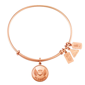 Wind & Fire Blessed Charm Bangle
