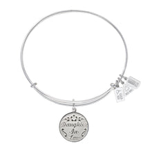 Load image into Gallery viewer, Wind & Fire Daughter-in-Law Charm Bangle