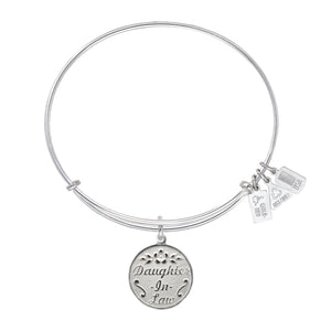 Wind & Fire Daughter-in-Law Charm Bangle