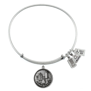 Wind & Fire York Beach Charm Bangle