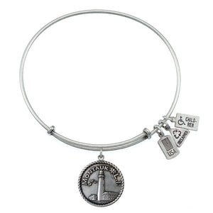 Wind & Fire Montauk Charm Bangle