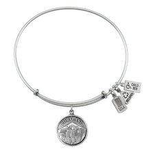 Load image into Gallery viewer, Wind & Fire Portland Charm Bangle