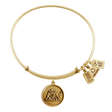 Load image into Gallery viewer, Wind & Fire Buffalo Bulls Charm Bangle