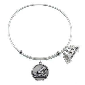 Wind & Fire Coastal Carolina Chanticleers Charm Bangle
