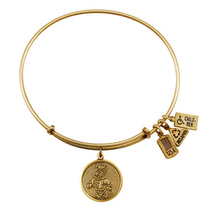 Wind & Fire NC State Wolfpack Charm Bangle