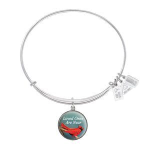 Wind & Fire Loved Ones Are Near Charm Bangle