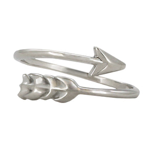 Wind & Fire Arrow Sterling Silver Ring Wrap