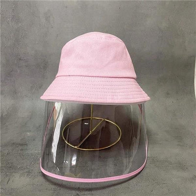 Bucket Hat Youth Faceshield Face Shield covid coronavirusHat facial covering