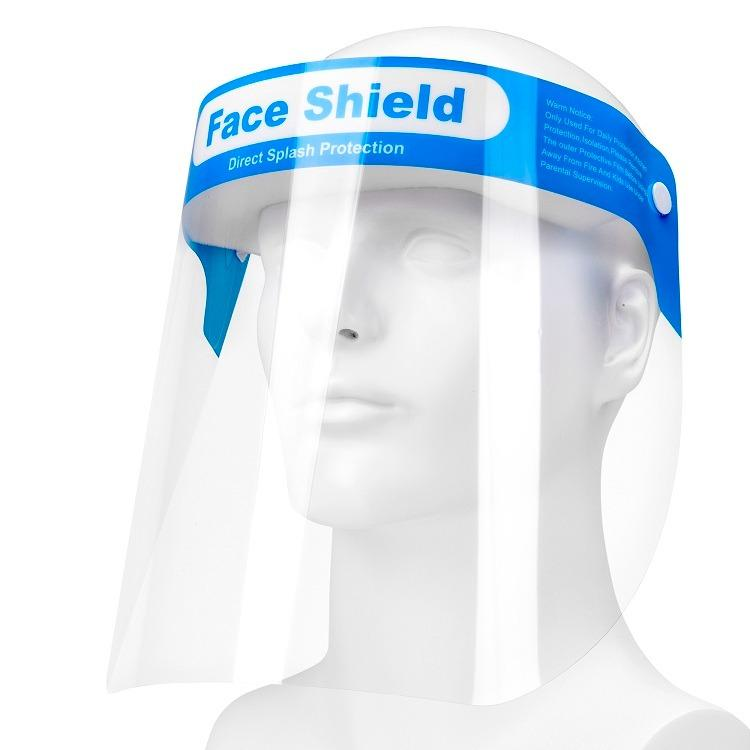 Lightweight Shield - Comfortable Face