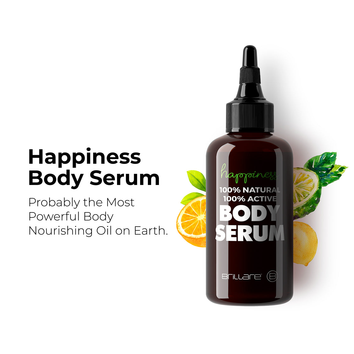 Happiness Body Serum For Healthiest Skin