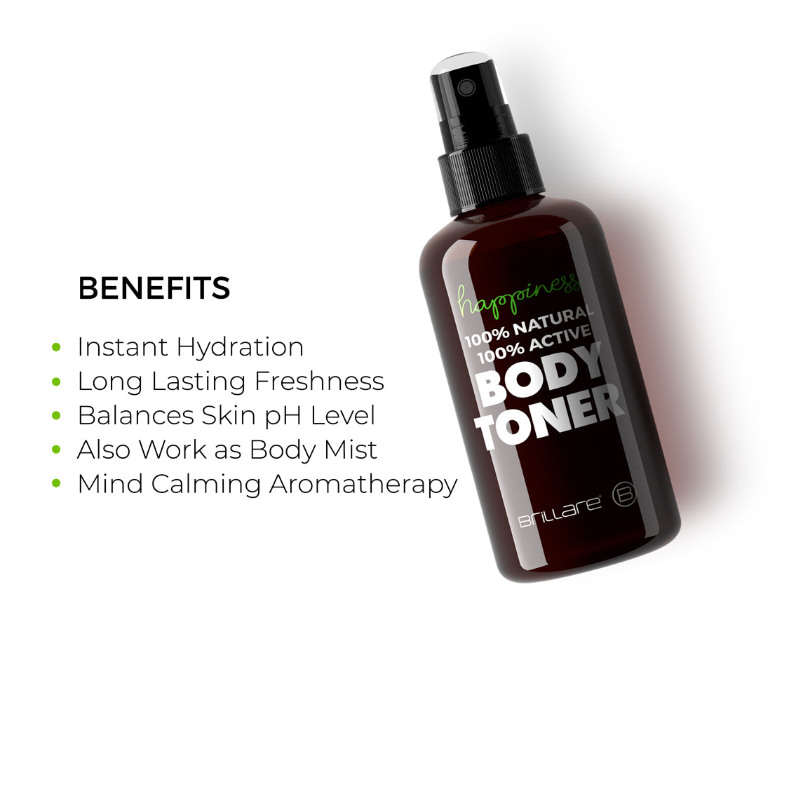 Happiness Body Toner For Healthiest Skin