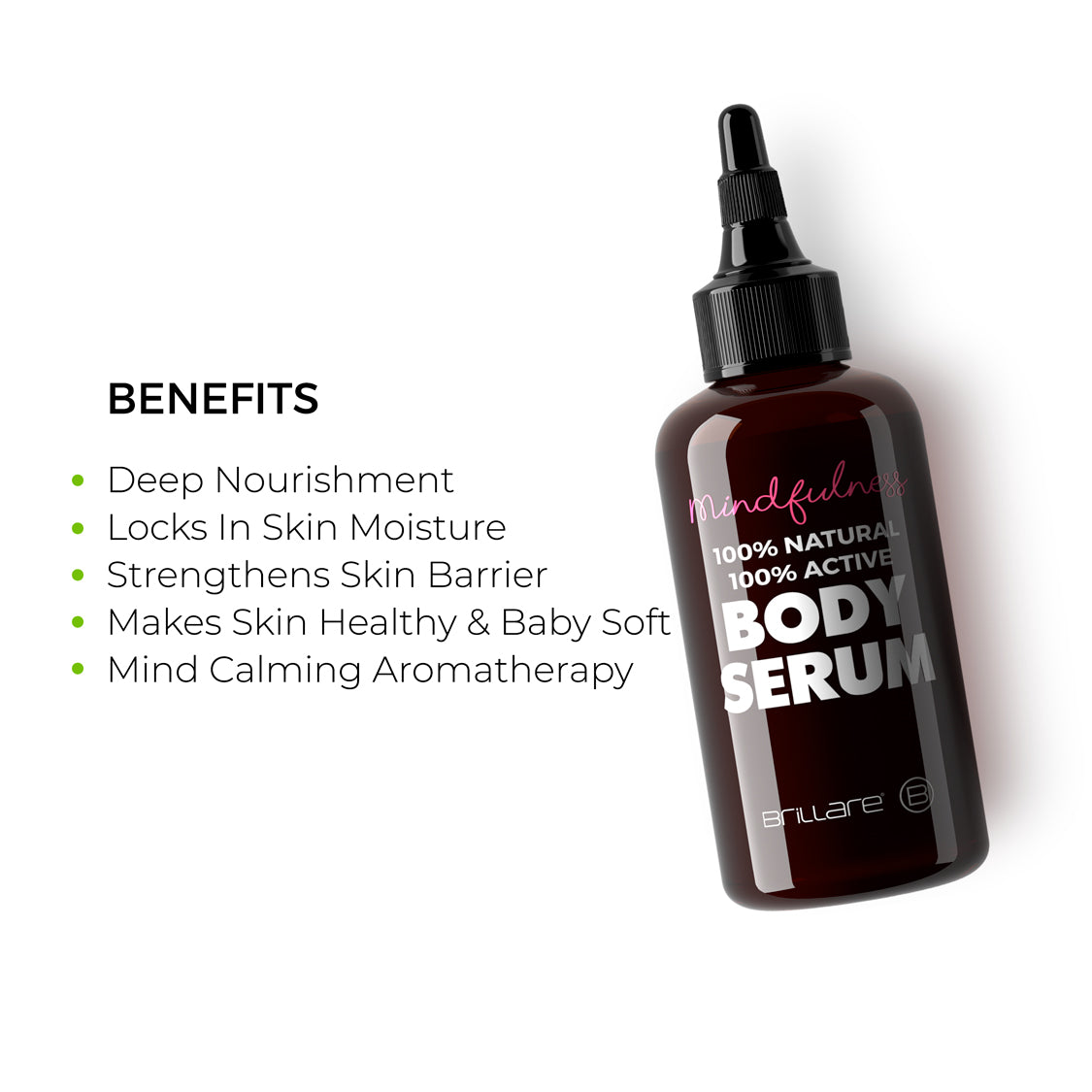 Mindfulness Body Serum For Healthiest Skin