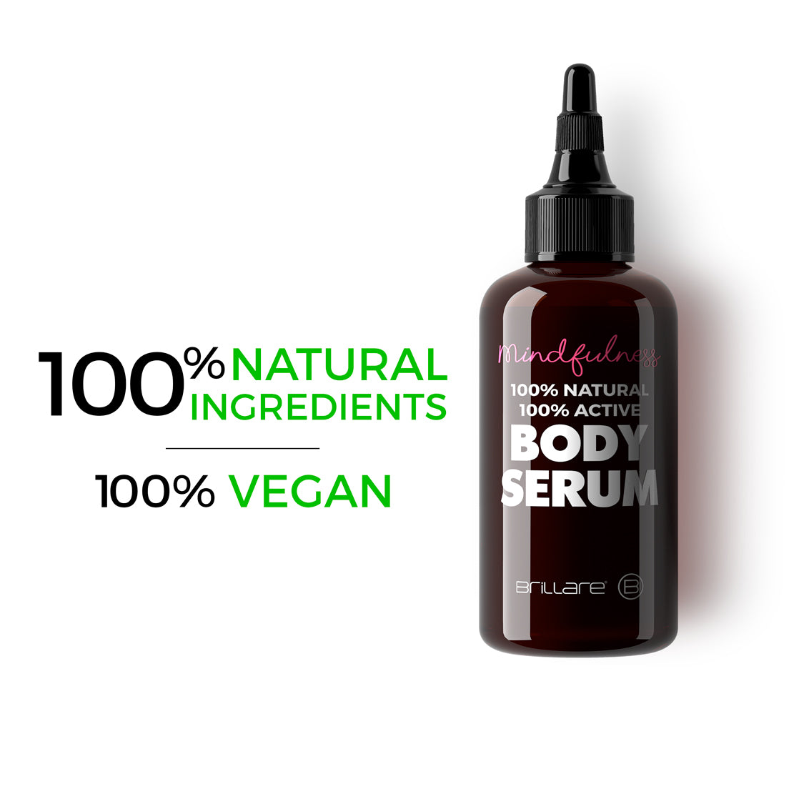 Mindfulness 100% Natural Body Serum