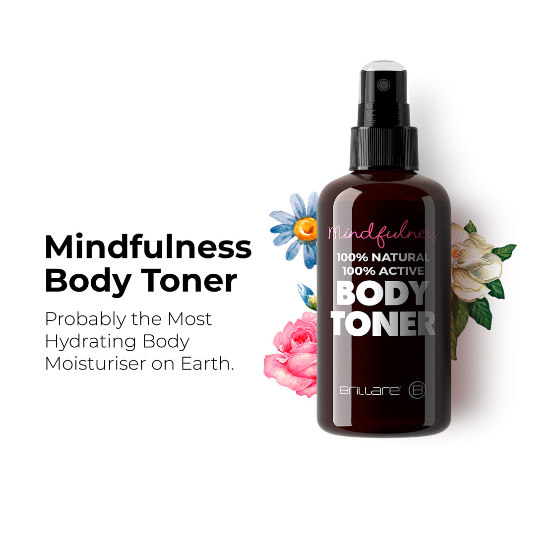 Mindfulness Body Toner For Healthiest Skin