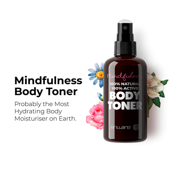 Mindfulness 100% Natural Body Toner for hydration