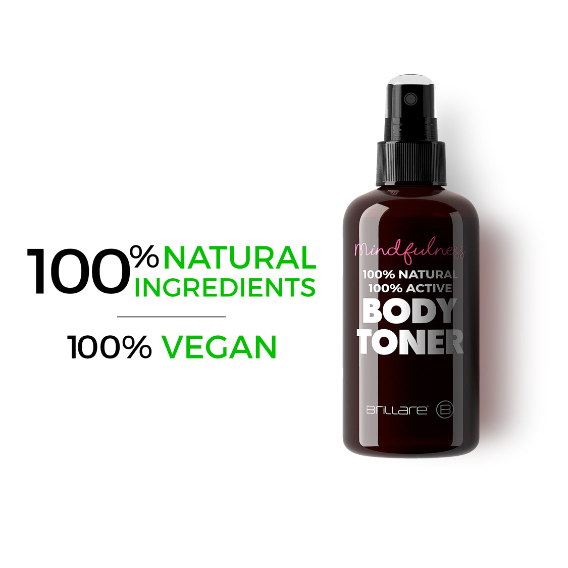 Mindfulness 100% Natural Body Toner