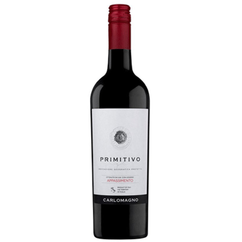 The Wine People, Carlomagno, Primitivo Appassimento 2019