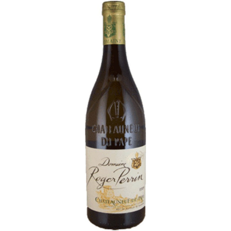 Domaine Roger Perrin, Châteauneuf-du-Pape blanc 2018