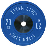 TITAN LIFE Elite Bumperplates 20 kg