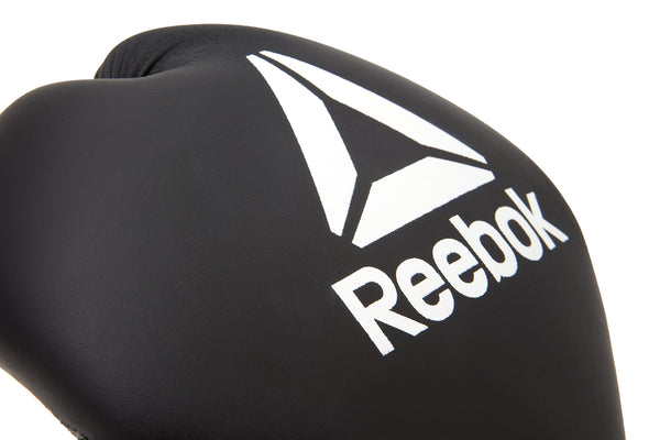 Reebok Retail Boxing Gloves - 12OZ Black