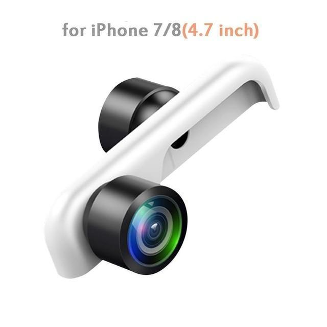 360 Panoramic Camera Lens For iPhone AmericanGalore for iPhone 7 8