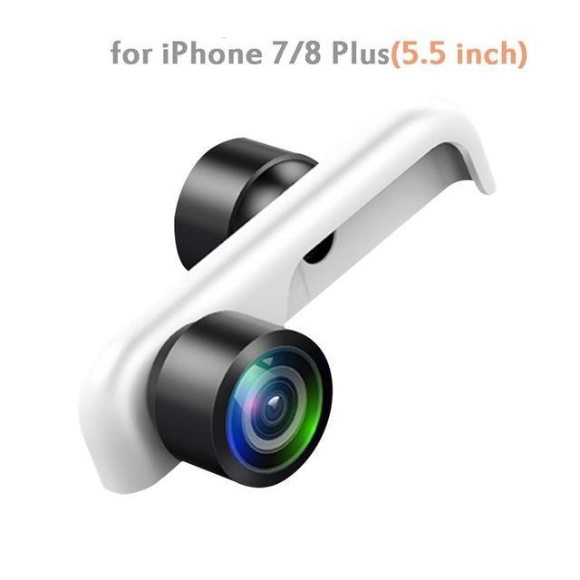 360 Panoramic Camera Lens For iPhone AmericanGalore for iPhone 7 8 Plus