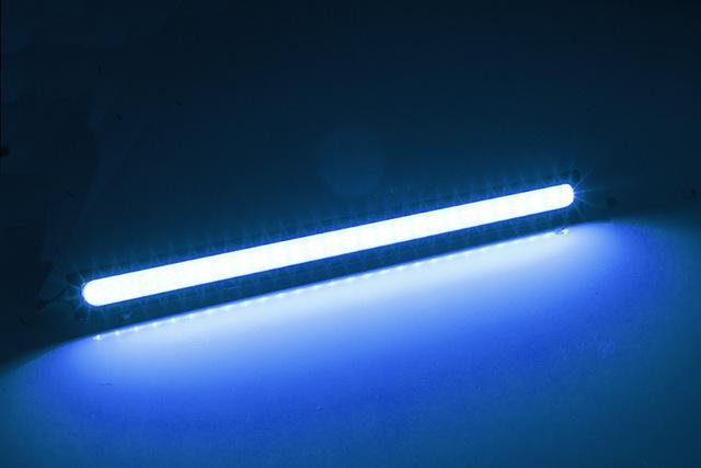 Car LED Strip AmericanGalore 1 Piece Crystal Blue