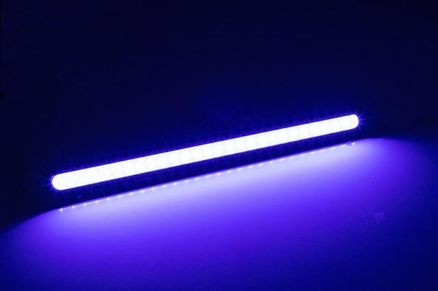 Car LED Strip AmericanGalore 1 Piece Deep Blue