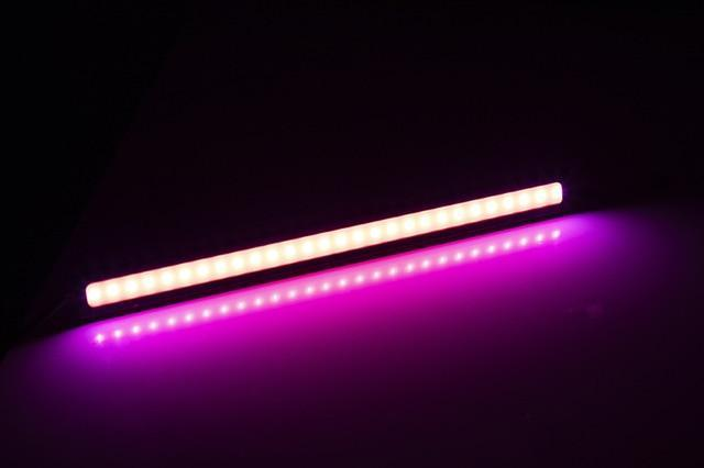 Car LED Strip AmericanGalore 1 Piece Pink